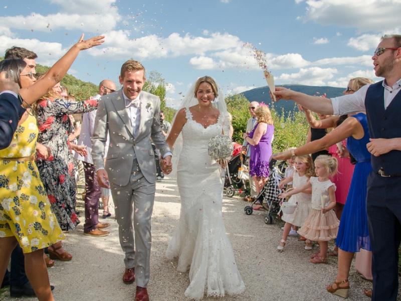 Outdoor Hochzeiten