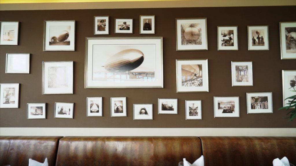 Bilder von Zeppelin früher